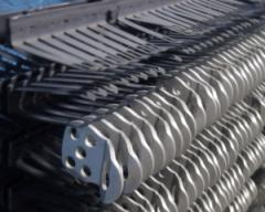 aluminum racks, anodizing racks, titanium racks, titanium anodizing racks