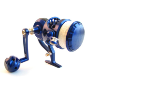 MICRALOX, Aluminum Anodizing, Fishing Reel